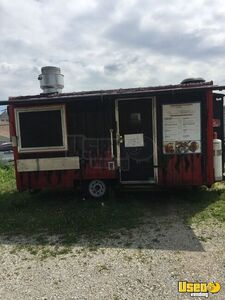 2014 - 8' x 16' Food Concession Trailer for Sale in Ohio!!!