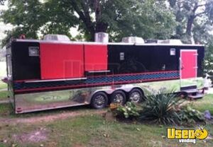 2008-36' Self Contained Triple-Axle Food Concession Trailer for Sale in Ohio!!!
