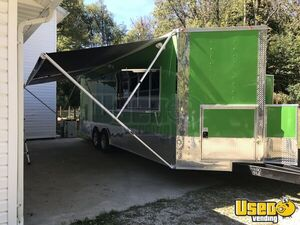 2017 - 8' x 24' Freedom Food Concession Trailer for Sale in Ohio!!!