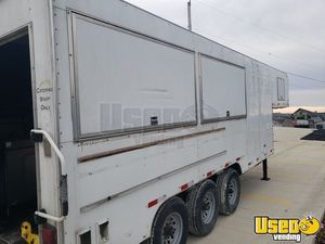 2010 - 8' x 28' Food Concession Trailer Used Kitchen Trailer for Sale in Ohio!!!