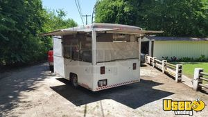 7' x 12' Used Food Concession Trailer for Sale in Oklahoma!!!