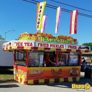 8.5' x 14' Food Concession Trailer for Sale in Oklahoma!!!