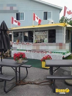 All-purpose Food Trailer Ontario for Sale