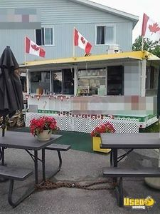 8' x 16' Food Concession Trailer for Sale in Ontario!!!
