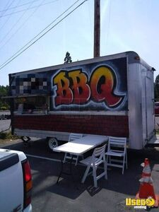 6' x 17' Food Concession Trailer Street Food Trailer for Sale in Oregon!!!