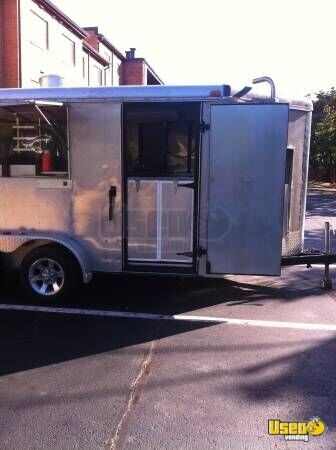 All-purpose Food Trailer Oven Virginia for Sale - 8