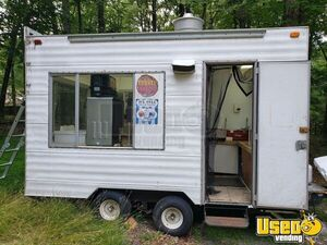 7' x 12' Used Food Concession Trailer, 2014 Kitchen for Sale in Pennsylvania!