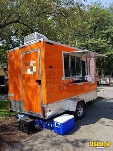 2017 - 17' Turnkey Loaded Food Concession Trailer for Sale in Pennsylvania!!!