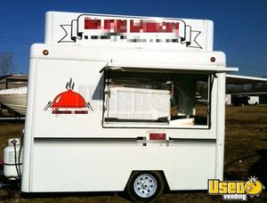 2014 - 6.11' x 10.2' Food Concession Trailer for Sale in Pennsylvania!!!