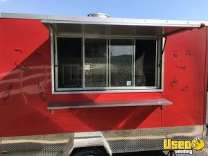 2017 - 7' x 12' MVW Food Concession Trailer in Excellent Working Condition for Sale in Pennsylvania!