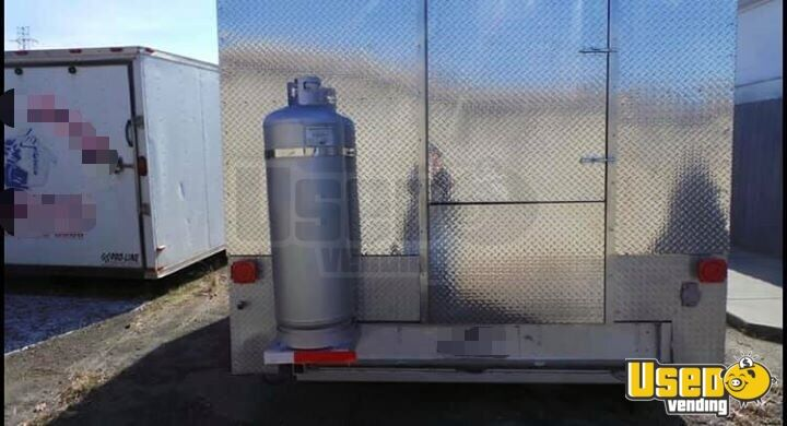 All-purpose Food Trailer Propane Tank Virginia for Sale - 7