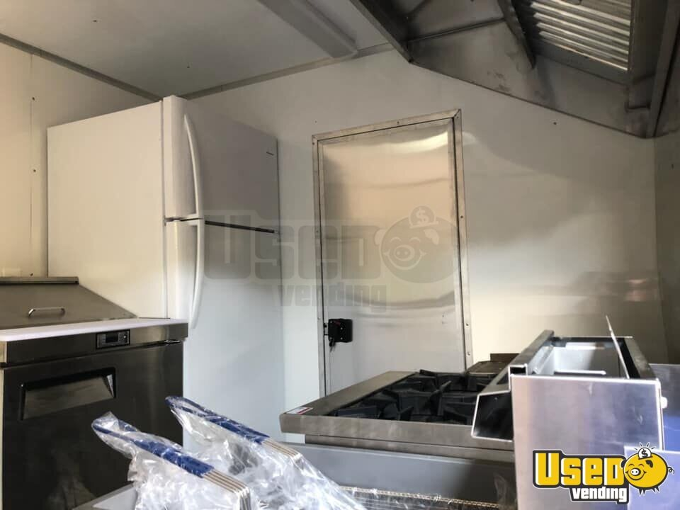 All-purpose Food Trailer Refrigerator Florida for Sale - 4