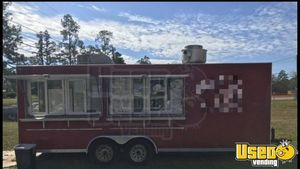 2007 - 7' x 20' Used Food Concession Trailer for Sale in South Carolina!!!