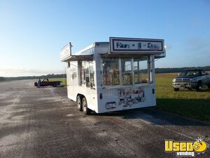8' x 16' Food Concession Trailer for Sale in South Carolina!!!