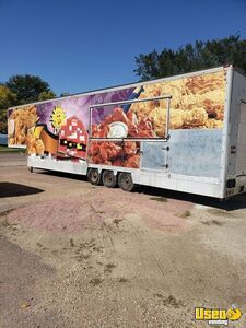 Two 8.6' x 44' Food Concession Trailers for Sale in South Dakota!!!