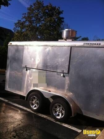 All-purpose Food Trailer Stainless Steel Wall Covers Virginia for Sale - 4