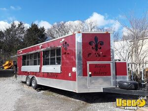 2016 8.5' x 24' Multi-Use Food Concession Freedom Trailer for Sale in Tennessee!
