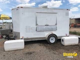 2017 - 6' x 12' Freedom Food Concession Trailer for Sale in Tennessee!!!