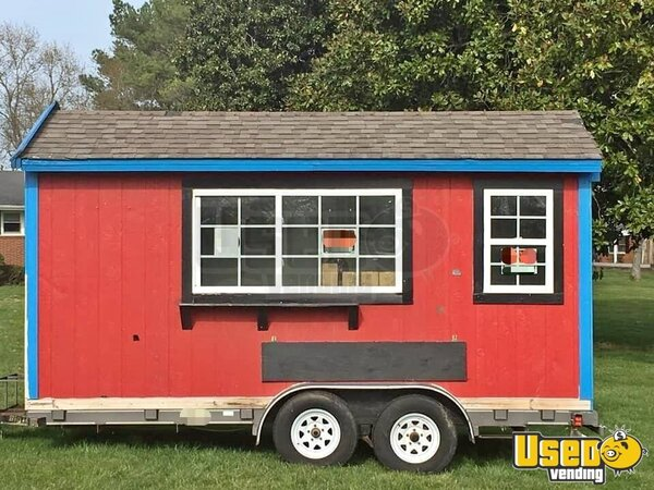 All-purpose Food Trailer Tennessee for Sale