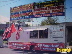 8' x 20' Food Concession Trailer for Sale in Tennessee!!!