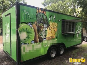 2017 - 8.5' x 20' Mobile Kitchen Food Concession Trailer for Sale in Tennessee!!