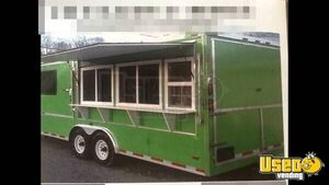 8.5' x 30' Food Concession Trailer for Sale in Tennessee!!!
