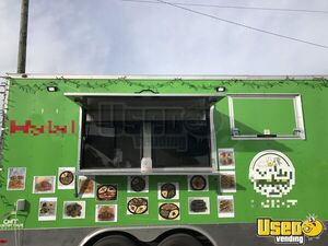 2018 - 8.5' x 16' Food Concession Trailer Mobile Kitchen for Sale in Texas!!!