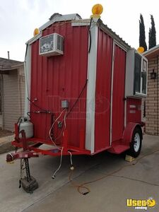 2014 Used Kitchen Trailer Food Concession Trailer for Sale in Texas!!!