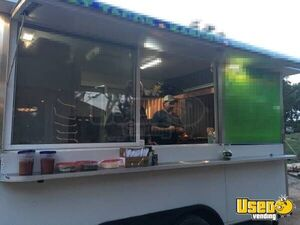 2011 - 7' x 11.5' Food Concession Trailer for Sale in Texas!!!