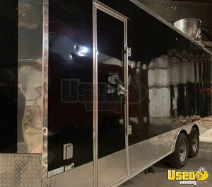 2017 - 8.6' x 20' Freedom Food Concession Trailer with Deck for Sale in Texas!!!