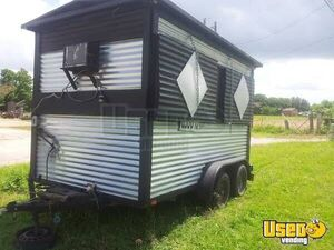 6' x 10' Food Concession Trailer for Sale in Texas!!!