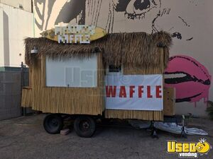 2015 - 15.5' Food Concession Trailer for Sale in Texas!!!