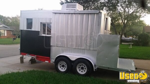 All-purpose Food Trailer Texas for Sale