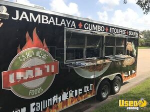 2017 - 8.5' x 20' Mobile Kitchen Food Concession Trailer for Sale in Texas!!!