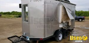 2015 - 8' x 16' Food Concession Trailer for Sale in Texas!!!