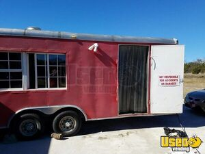 Used 2008 Food Concession Trailer for Sale in Texas!!!