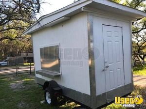 8' x 14' Food Concession Trailer for Sale in Texas!!!