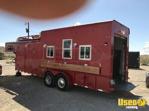 80'' x 24' Mobile Kitchen Food Concession Trailer for Sale in Texas!!!