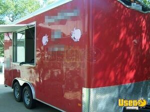 2014 - 8' x 16' Food Concession Trailer for Sale in Texas!!!