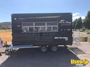 8' x 14' Health Department Permitted Multipurpose Food Concession Trailer for Sale in Utah!