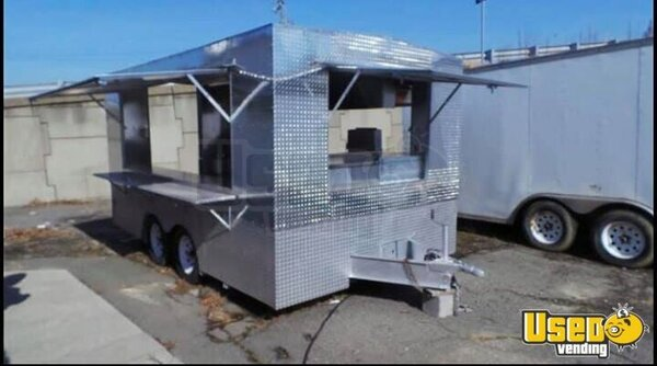 All-purpose Food Trailer Virginia for Sale