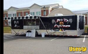 2013 - 8' x 30' Mobile Kitchen Food Concession Trailer for Sale in Virginia!!!