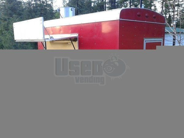 2015 - 10' Food Concession Trailer for Sale in Washington!!!