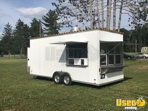 8.5' x 20' Food Concession Trailer for Sale in Wisconsin!!!