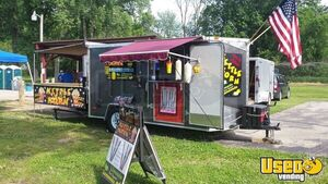 6' x 12' Food / Kettle Corn Concession Trailer for Sale in Wisconsin!!!