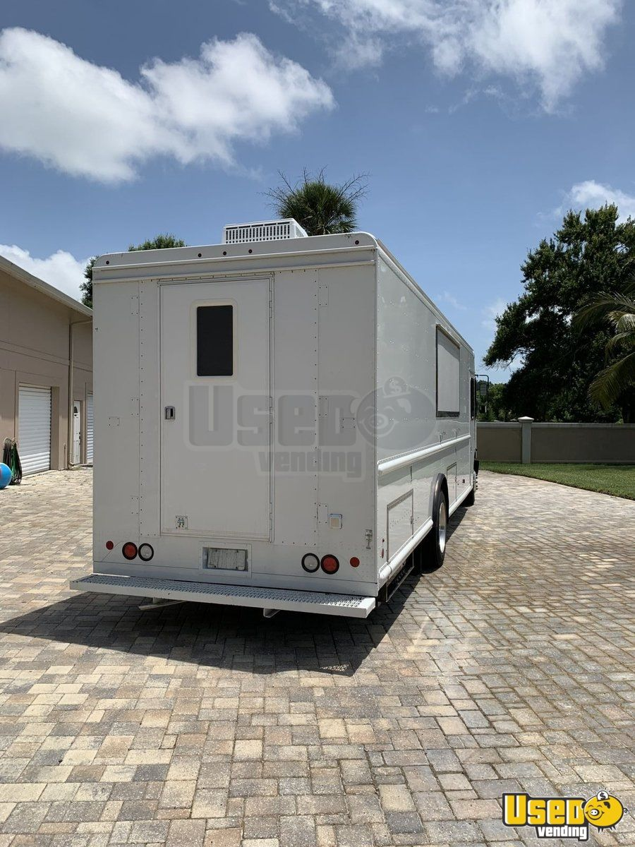 All-purpose Food Truck 6 Florida Diesel Engine for Sale - 6