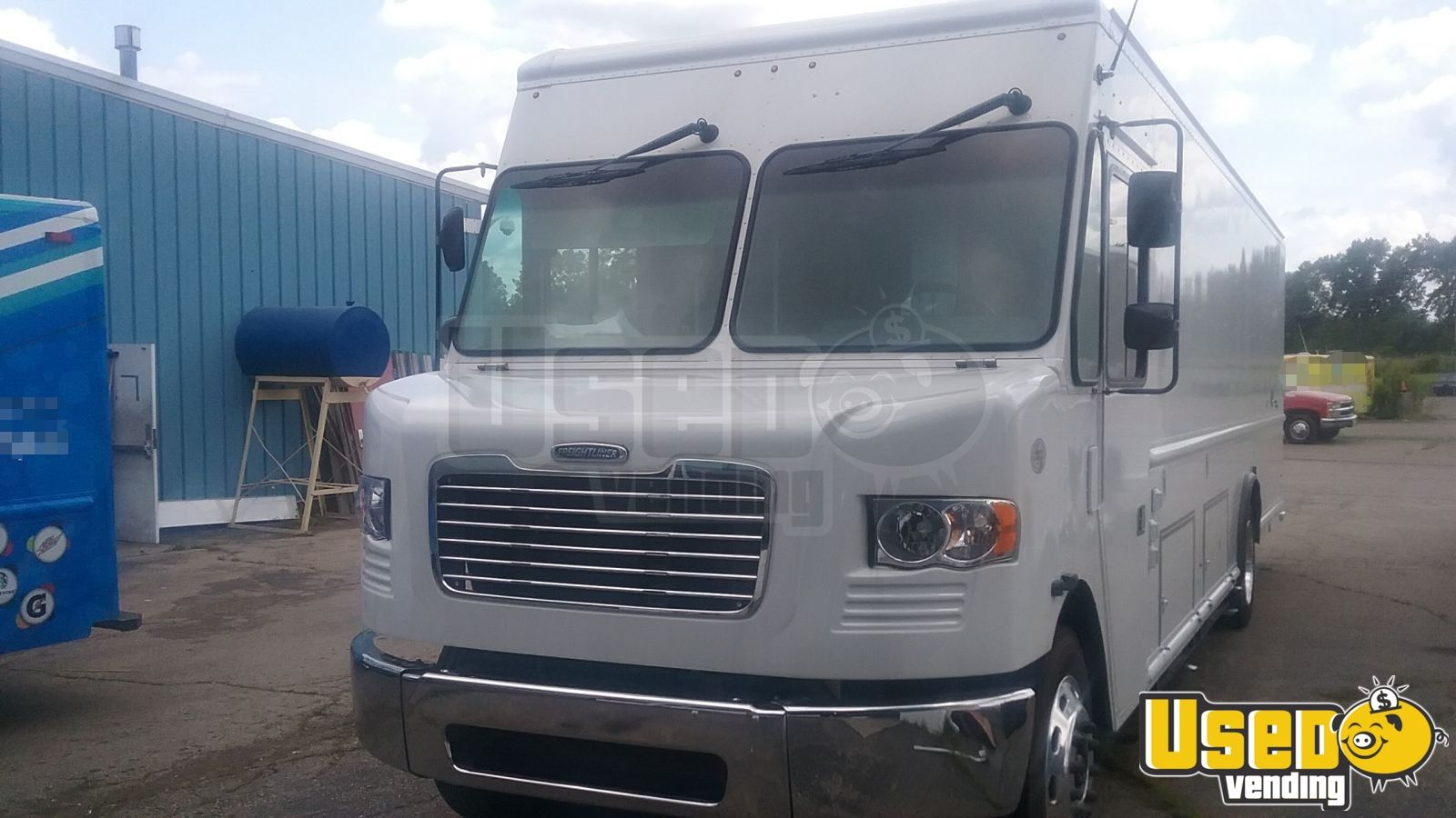 All-purpose Food Truck 7 Florida Diesel Engine for Sale - 7
