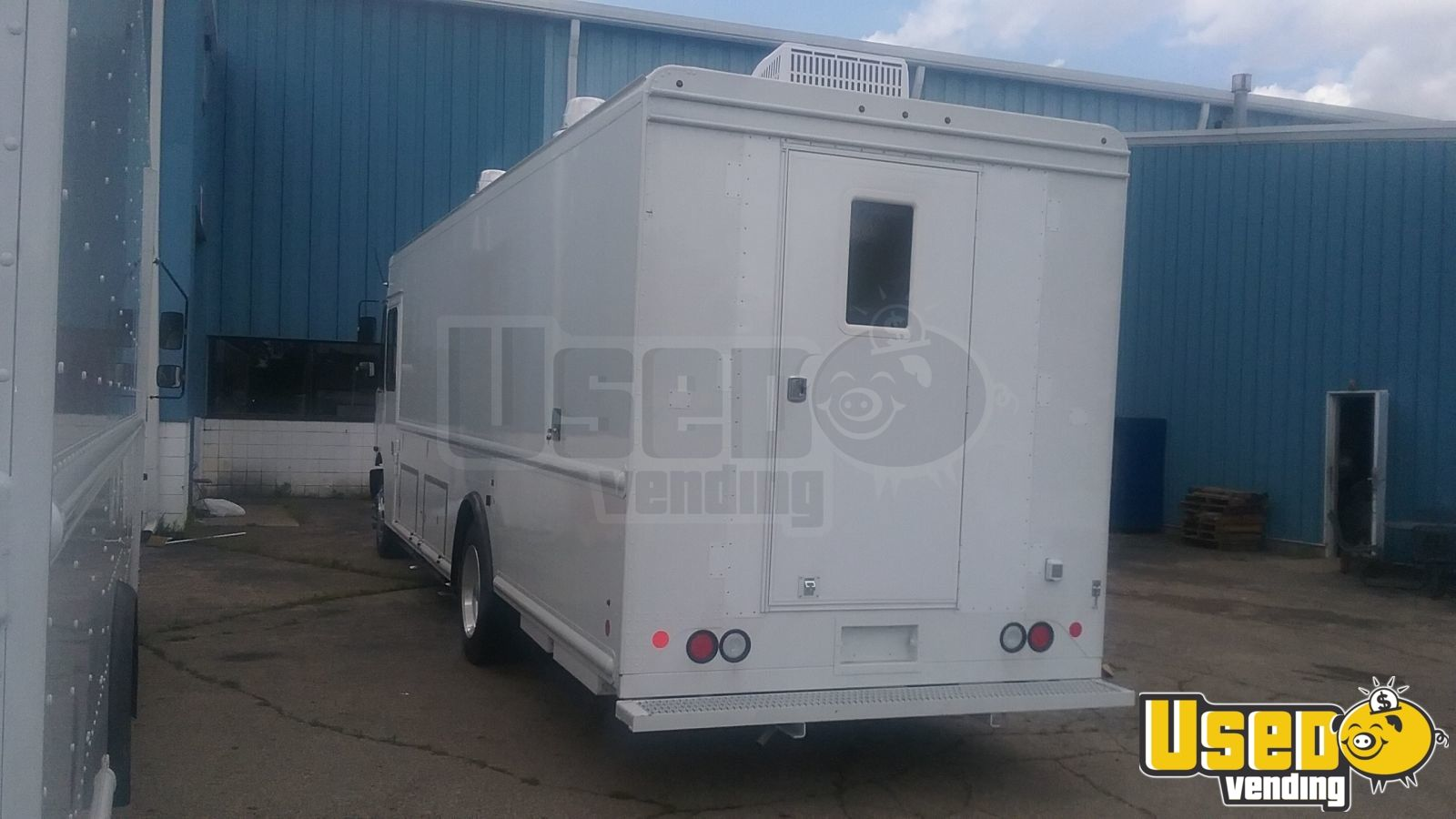 All-purpose Food Truck 8 Florida Diesel Engine for Sale - 8
