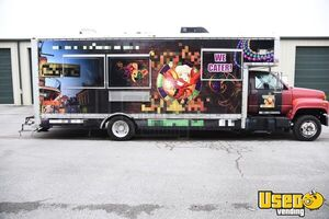 Used 1993 26' U-Haul GMC TOP PICK Food Truck with Restroom for Sale in Alabama!