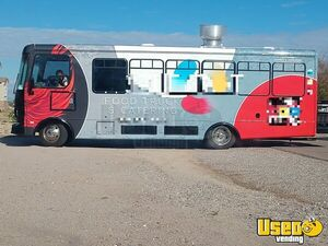 30' Chevrolet Bustaurant / Stunning Mobile Kitchen Bus Food Truck for Sale in Arizona!!